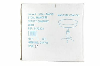 Sinelco Stool Beauty Comfort White