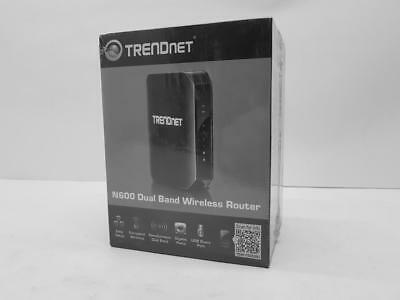 Trendnet N600 Router 1-Port WLAN (a/b/g/n) 300MB/s (2.4/5GHz) (TEW-752DRU/EU)