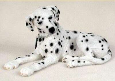 DALMATIAN MY DOG Figurine Statue Pet Lovers Gift Resin