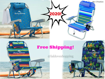 Tommy Bahama Backpack Beach Chair *2019* (SELECT COLOR)- Free Shipping!!!!!