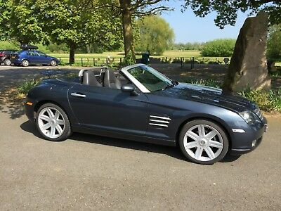Chrysler Crossfire 2006 convertible 3.2l manual