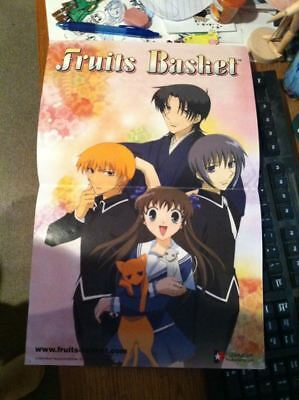 Anime Fruits Basket poster