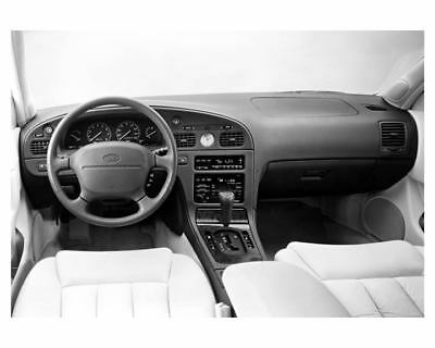 1994 Infiniti Q45t Interior Factory Photo uc5296