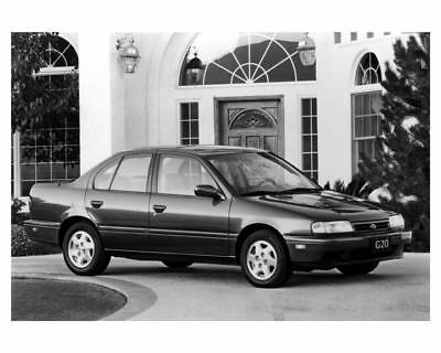 1993 1/2 Infiniti G20 Factory Photo uc5299
