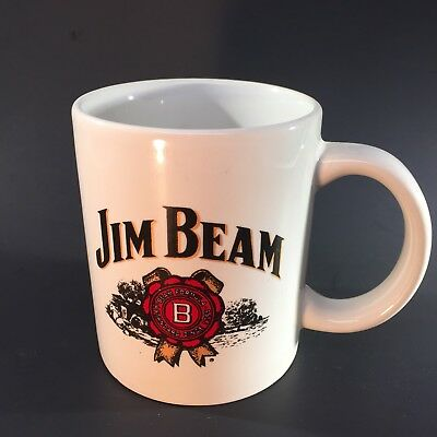 Jim Beam Coffee Mug Cup Collectible Exc Condition