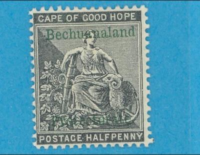 British Bechuanaland 67 - Mint Lightly Hinged Og * No Faults Very Fine !