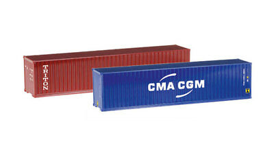 Herpa 076449 1:87 Hapag Lloyd/TAL Container-Set 2x40 ft. (3)