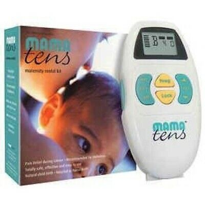 NEW SEALED Mama Tens Maternity Digital TENS Machine. TensCare Labour Pain Relief
