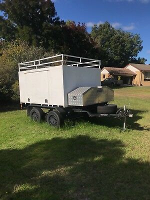 Heavy Duty Tradies or Camping Trailer