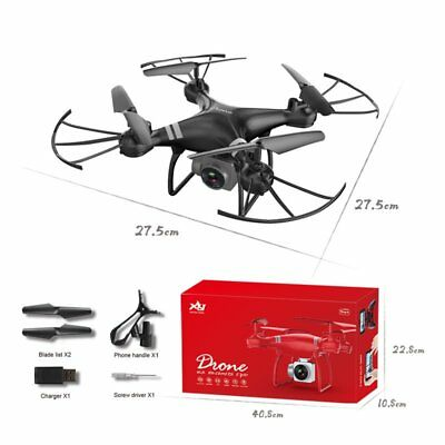 KY101 2.4G 4CH FPV RC 6Axis Drones Altitude Hold Wifi 2MP RC Camera Quadcopter