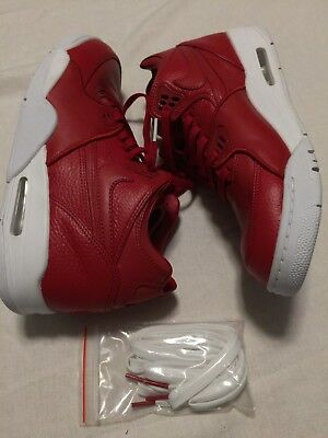 983b16c8937a NIKELAB AIR FLIGHT 89 828295-600 Gym Red White SZ 10.5 NO BOX TOP ...