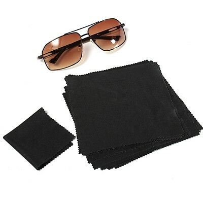 1X Microfiber Cleaning Cloth Camera Lens Glasses TV Phone LCD Screen Fashion