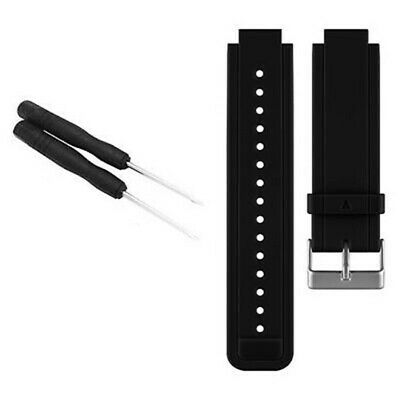NEW! Sports Silicone Wristwatch Band Strap Replace Band For Garmin Vivoactive