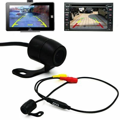 170° Wide Angle HD Car Rear View Reverse Backup Parking Camera Waterproof DC 12V