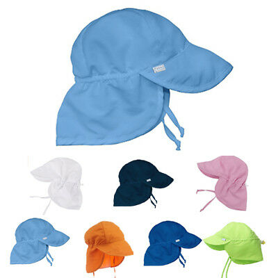 AU Toddler Infant Kid Sun Cap Summer Outdoor Baby Girls Boy Sun Beach Cotton Hat