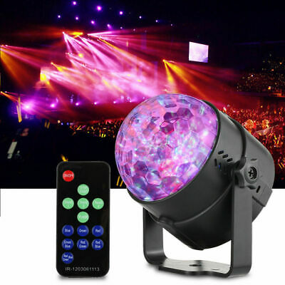 RGB Laser Show Light Projector Water Ripple for DJ Stage Disco Party Night Club