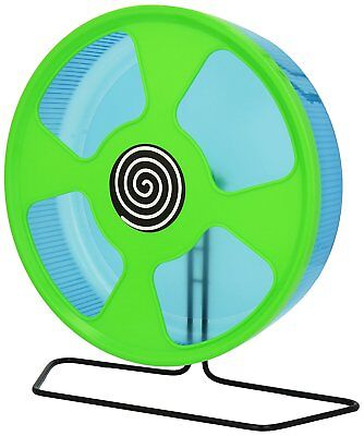 Plastic Trixie Exercise Hamster and Degus Wheel, 28 cm Large Not for Small Cage
