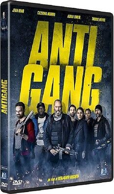 DVD  //  ANTIGANG  //  J. Reno - T. Neuvic - C. Murino  /  NEUF cellophané