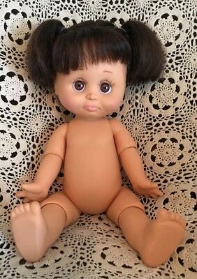 Galoob Baby Face So Sorry Robyn Robin Doll 1990 Lgti  Adorable Brunette Rare