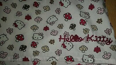 Baby  Bluse Shirt Kleid Polka Hello Kitty Pilz H&M  Gr. 80 86