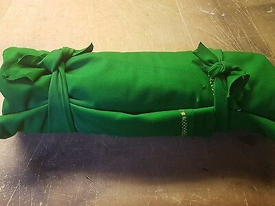 Green Baize wool  Snooker table cloth (Used )