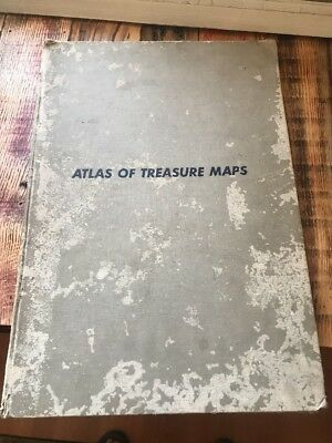 Atlas Of Treasure Maps