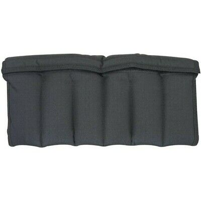 Carry All AC111 Black 12 Knife Storage Pack Protector Fleece Lined Case Pouch