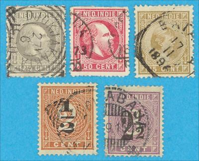 Netherlands Indies Group - No Faults Very Fine !