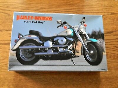 IMEX Harley Davidson Fat Boy Lo 1/12 Scale Plastic Model Kit