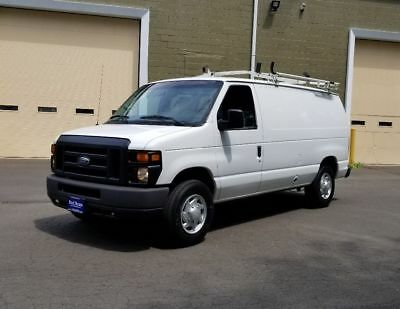 2012 Ford E-Series Van Vehicle drives 2 kind fuels Gasoline/CNG Natural Gas