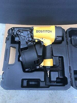 "Bostitch N66BC Pneumatic 2-1/2"" Cap Nailer 1-1/4"" - 2-1/2"""