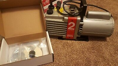 EDWARDS  Two Stage High Vacuum Pump