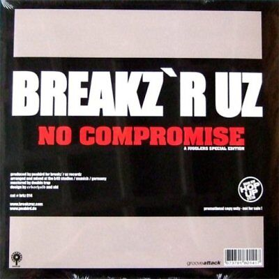 """Peabird - No Compromise - A Jugglers Special Edition Vinyl 12"""" 0713831"""
