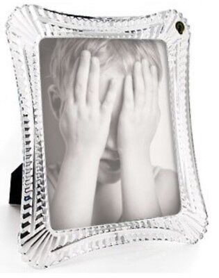 WATERFORD 8 X 10 Wellesley Crystal PIcture Frame Mint - $89.99 ...