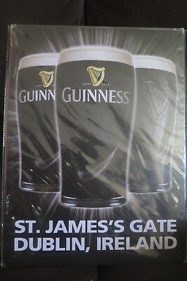 guinness 30 by 40 cm SIGN MAN CAVE SIGN free shipping