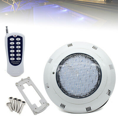 45W 12V Swimming Pool Light RGB 450 LED Remote Control Underwater Color Decor US
