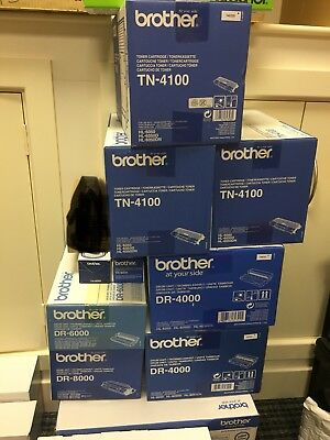 Various New Brother Printer Toners/drums for any printers.