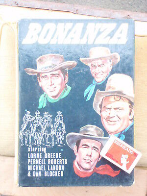 1964 Bonanza  western  Annual  93 pages