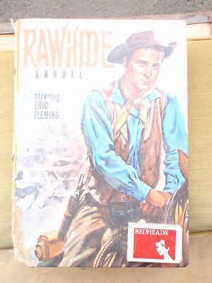 1966 Rawhide   western  Annual  93 pages