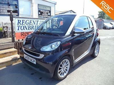 2009 Smart Fortwo 1.0 MHD Passion 2dr