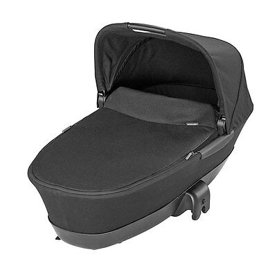 Brand New Maxi Cosi Foldable Carrycot in Black Raven RRP£165
