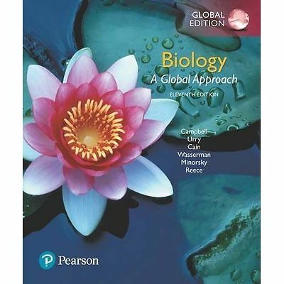 BIOLOGY: A GLOBAL APPROACH, 11TH EDITION [GLOBAL EDITION], Campbell , Urry , Cai