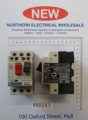 Telemecanique Gv2-M Series Manual Motor Starters 0.63 - 1A To 13 - 18A (600267)