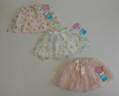 Popatu Girls Tulle Skirt 2/2T or 4/4T- Choose Size/Color