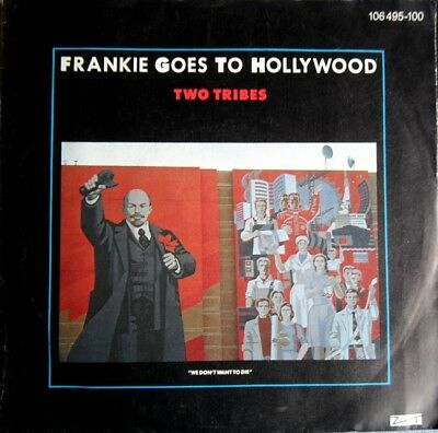 "Frankie goes to Hollywood   "" Two Tribes ""    guter Zustand!"