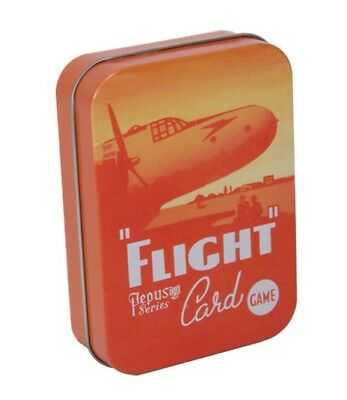 Pepys Series Card game - 'Flight' - In a tin