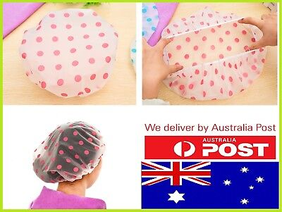 Shampoo Shower Bathing Bath Protect Soft Cap Waterproof Hat For Adult Brand NEW