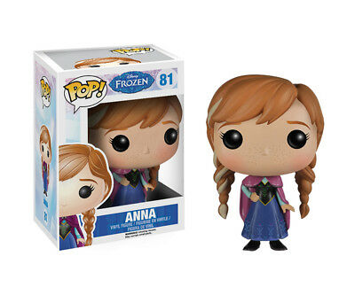 FUNKO POP 81  Disney Frozen Anna