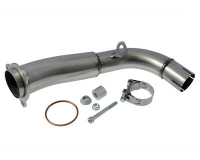 Adapter pipe exhaust IXIL for VTR 1000 SP1, left side, elbow