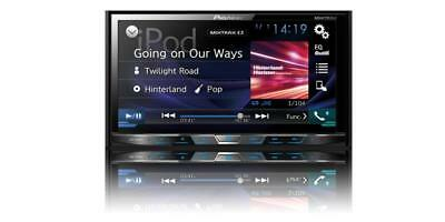 "Pioneer AVH-X490BS 2-DIN Multimedia DVD Bluetooth Receiver with 7"" WVGA Display"